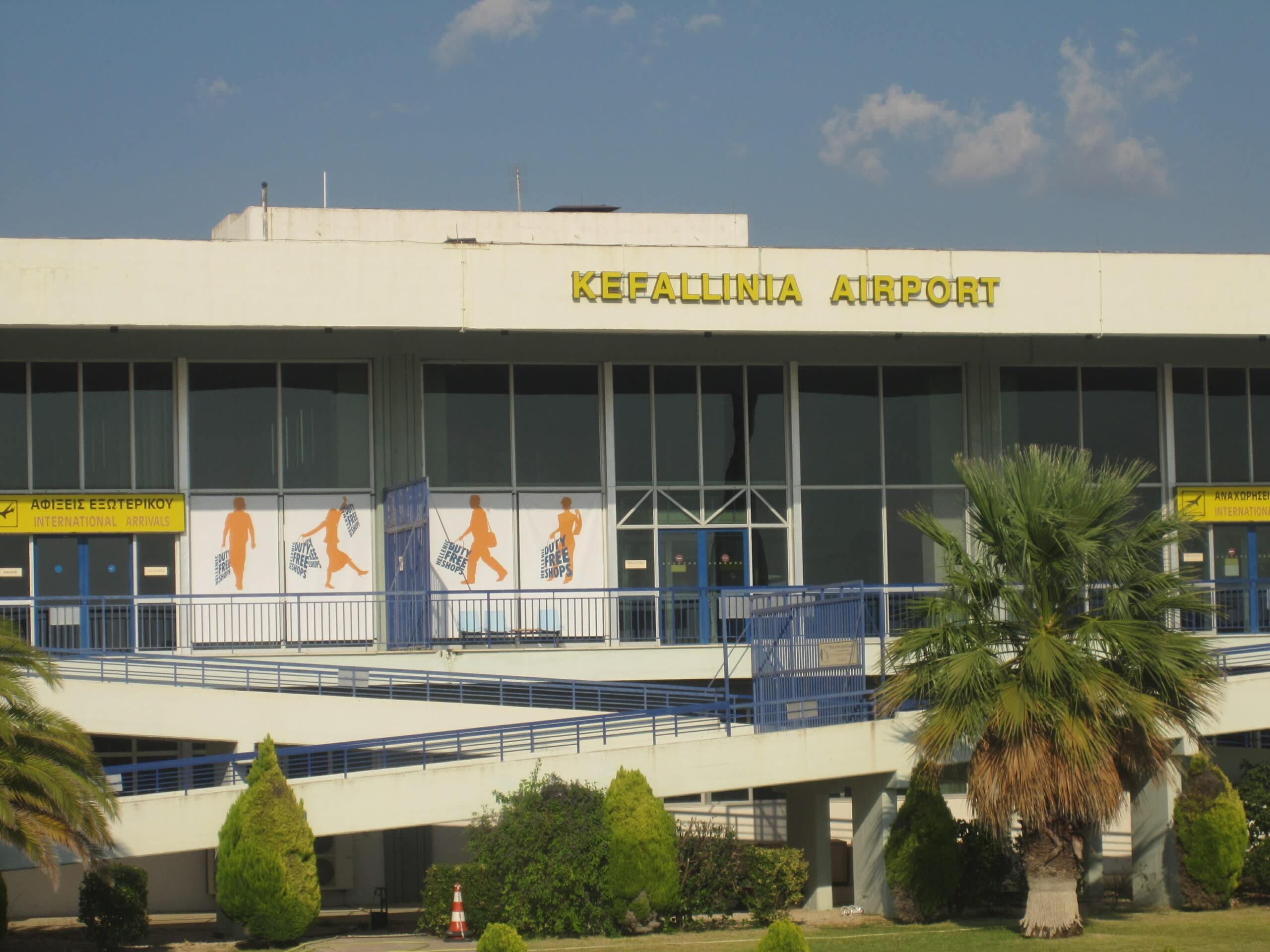 Kefalonia Airport scaled